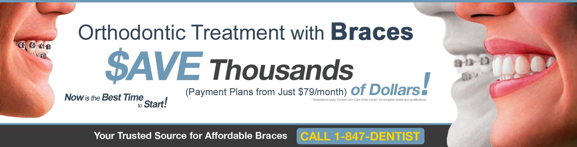 affordable dental braces lake county il