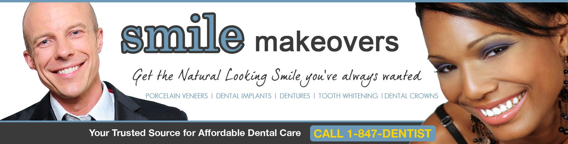 cosmetic dentist lake county il dental implants