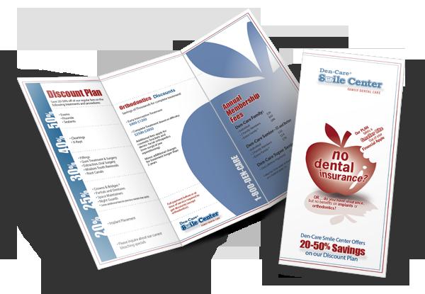 Discount Dental Plan Brochure