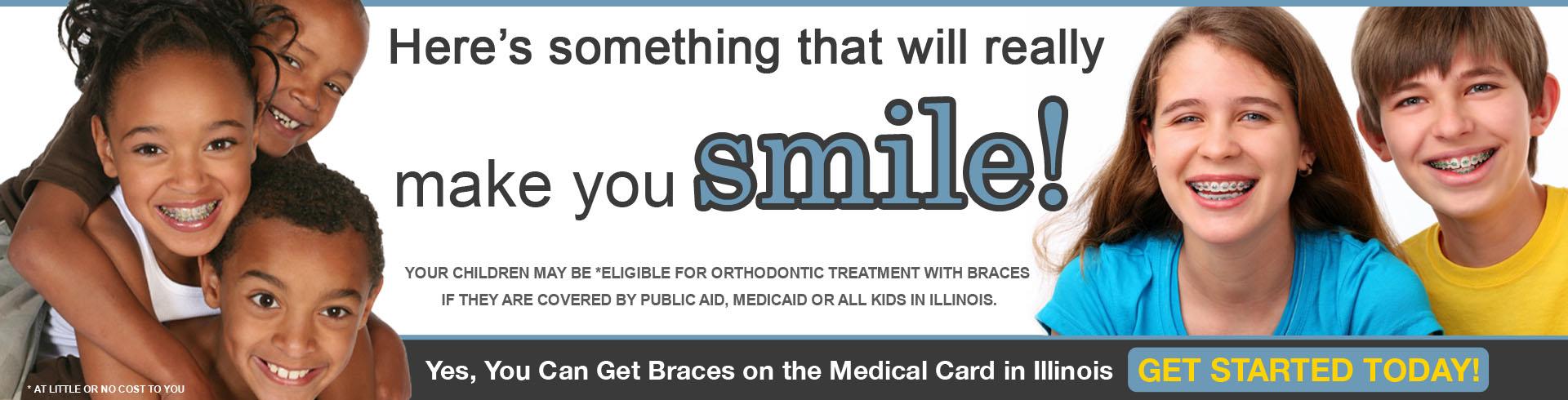 medicaid orthodontist medical card braces frenos con tarjeta medica